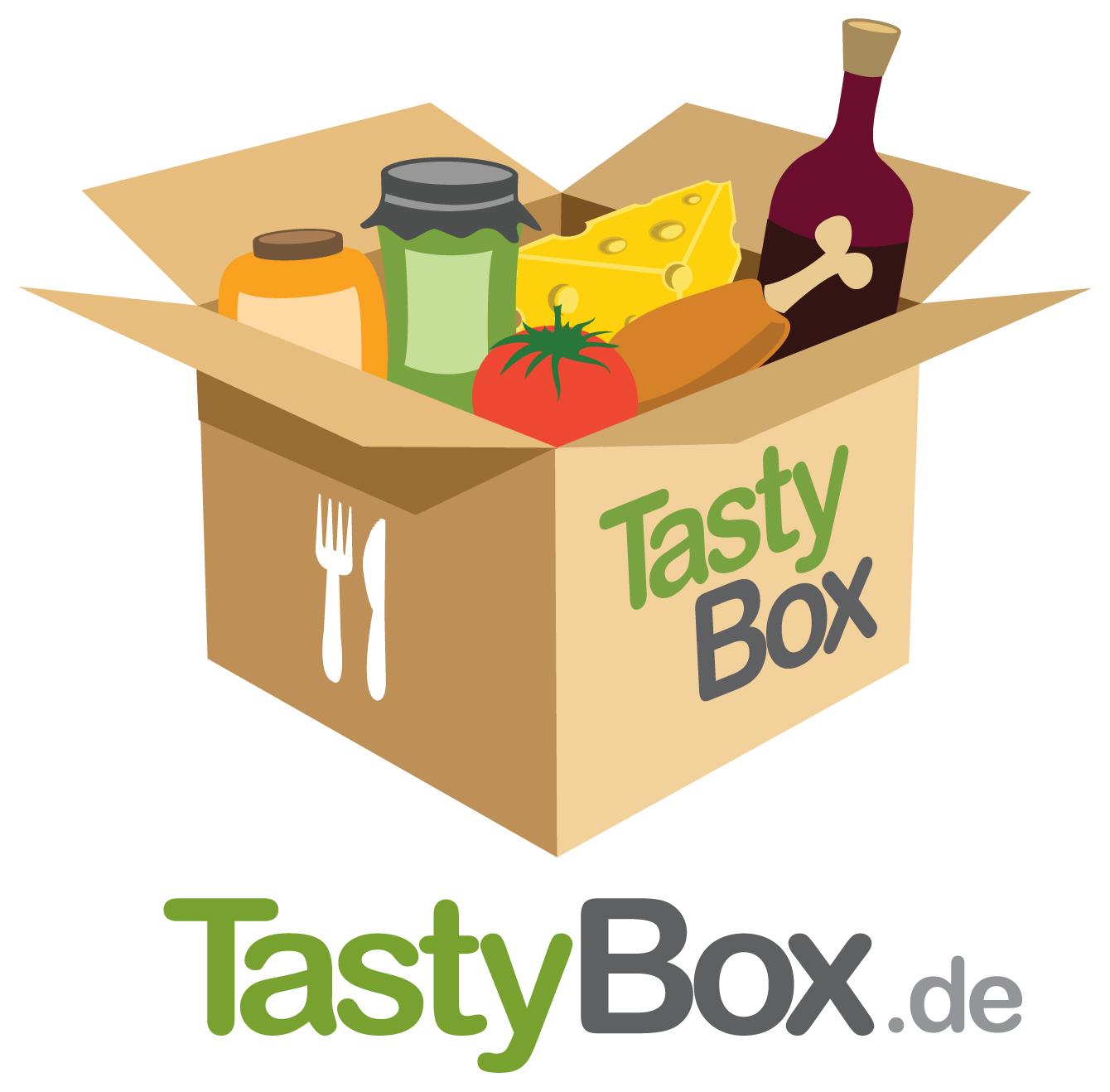 TastyBox - eine Verführung von Delikatessen