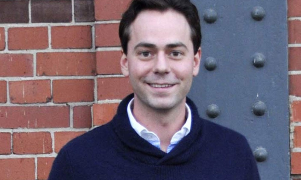 Philipp Festge, einer der Gründer von der BiteBox