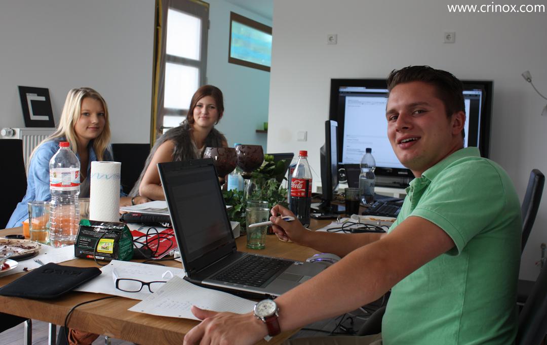 Arbeit im Smarthouse in Löhne