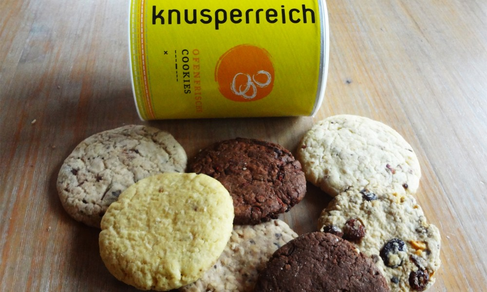 Knusperreich Cookies