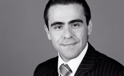 Mohammed Mosavi, Geschäftsführer von Saymo