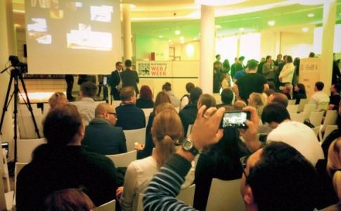 Nürnberg Web Week - Das Festival der digitalen Gesellschaft