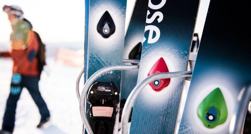 Diebstahlsicherung und Equipment-Detektor: NeverLose garantiert sorgenlosen Ski-Spaß