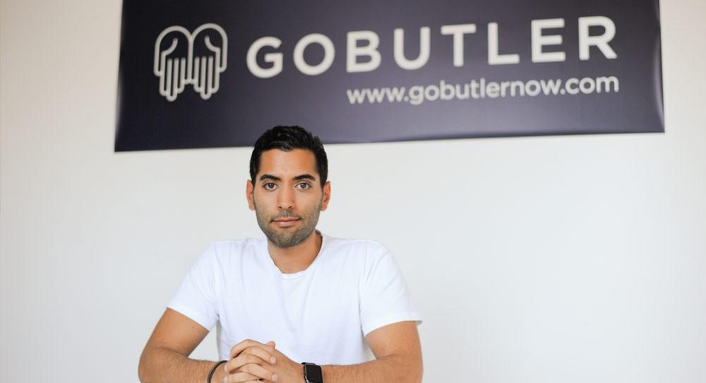 GoButler Gründer Navid Hadzaad - Die feine englische Art, Aufgaben zu erledigen