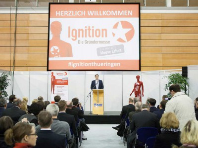 Rückblick auf die Ignition 2015 | Quelle: Whitedesk