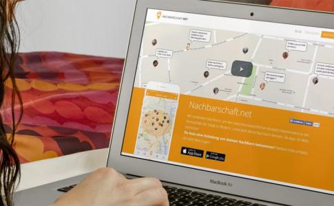 Nachbarschaft.net – Die Plattform, um deine Nachbarn kennenzulernen