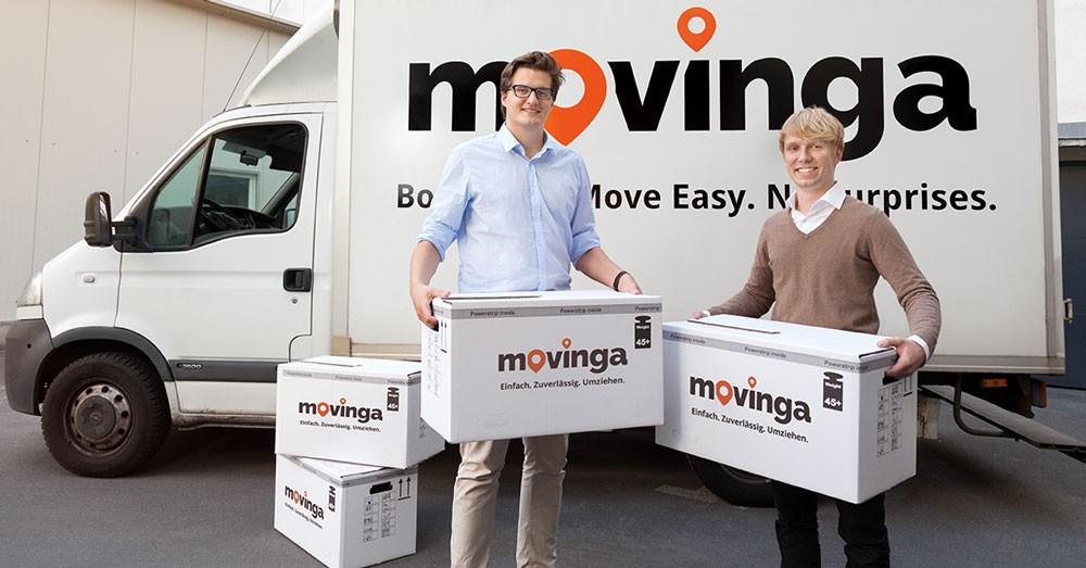 movinga umziehen ganz easy f r die smartphone generation. Black Bedroom Furniture Sets. Home Design Ideas