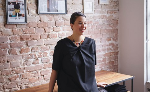 Corinna Powalla, Gründerin von Modomoto