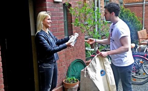 Packator – Pakete und Sendungen mit der Crowd verschicken