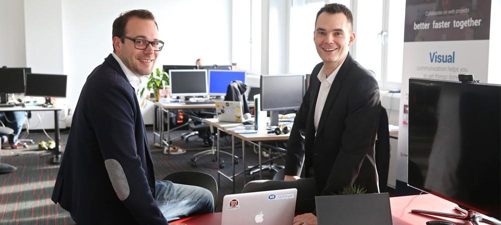 Usersnap: Sieben Fragen Startup Pitch