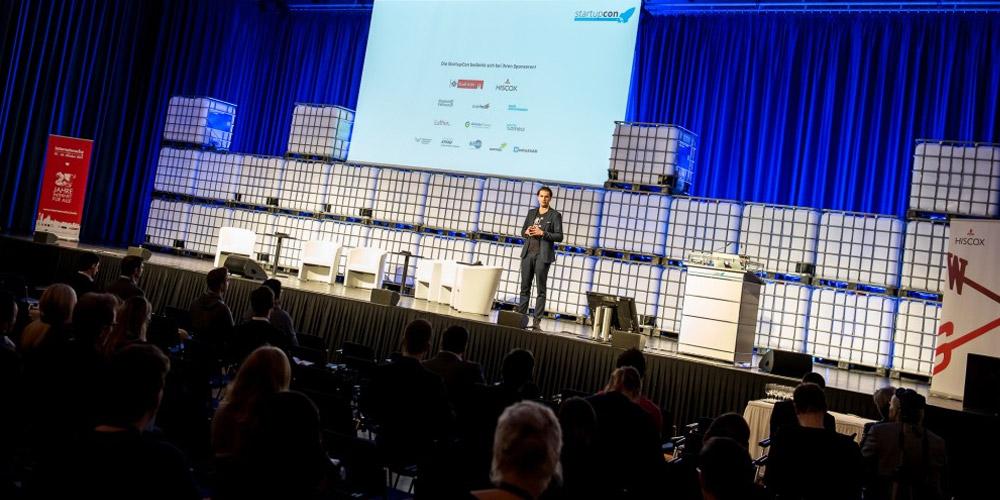 StartupCon: Deutschlands größte Ein-Tages-Startup-Konferenz in Köln