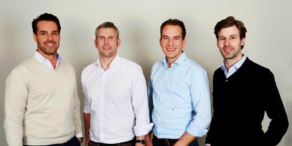 Exporo: Sieben Fragen Startup Pitch