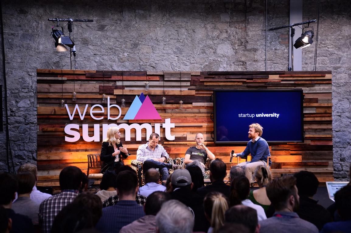 Web Summit 2016: Die riesige Konferenz findet diesmal in Lissabon statt