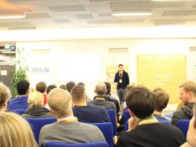 Bild vom 3 Day Startup 2016 an der WHU in Vallendar