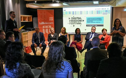 Digital Freedom Festival in Riga: Die Entrepreneurship Konferenz im Baltikum