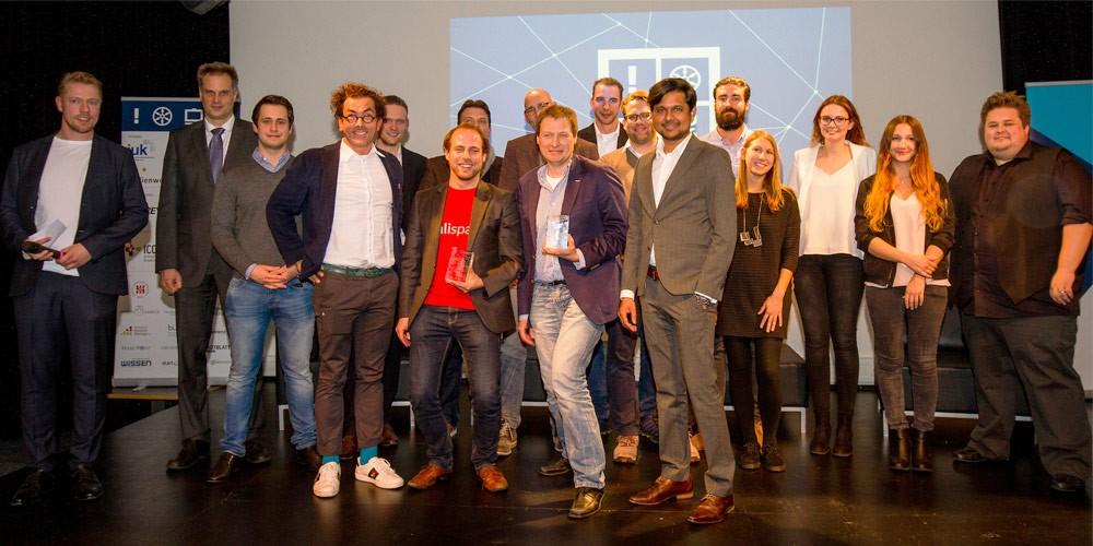 innovate! 2016 - Die Startups Valispace und infoMantis gewinnen die diesjährigen innovate! Awards