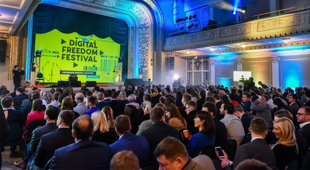 Nachbericht: So war das Digital Freedom Festival in Riga