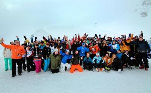 Startup-Konferenz auf Skiern: Die Skinnovation