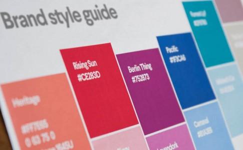 Wie erstellt man einen Marken-Styleguide?