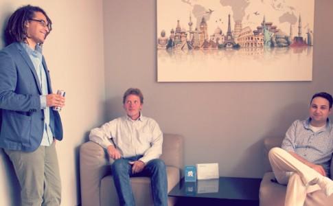 Zentrales Fundbüro: Sieben Fragen Startup Pitch