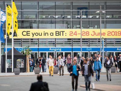 CeBIT 2018 - Europas Business-Festival für Innovation und Digitalisierung.