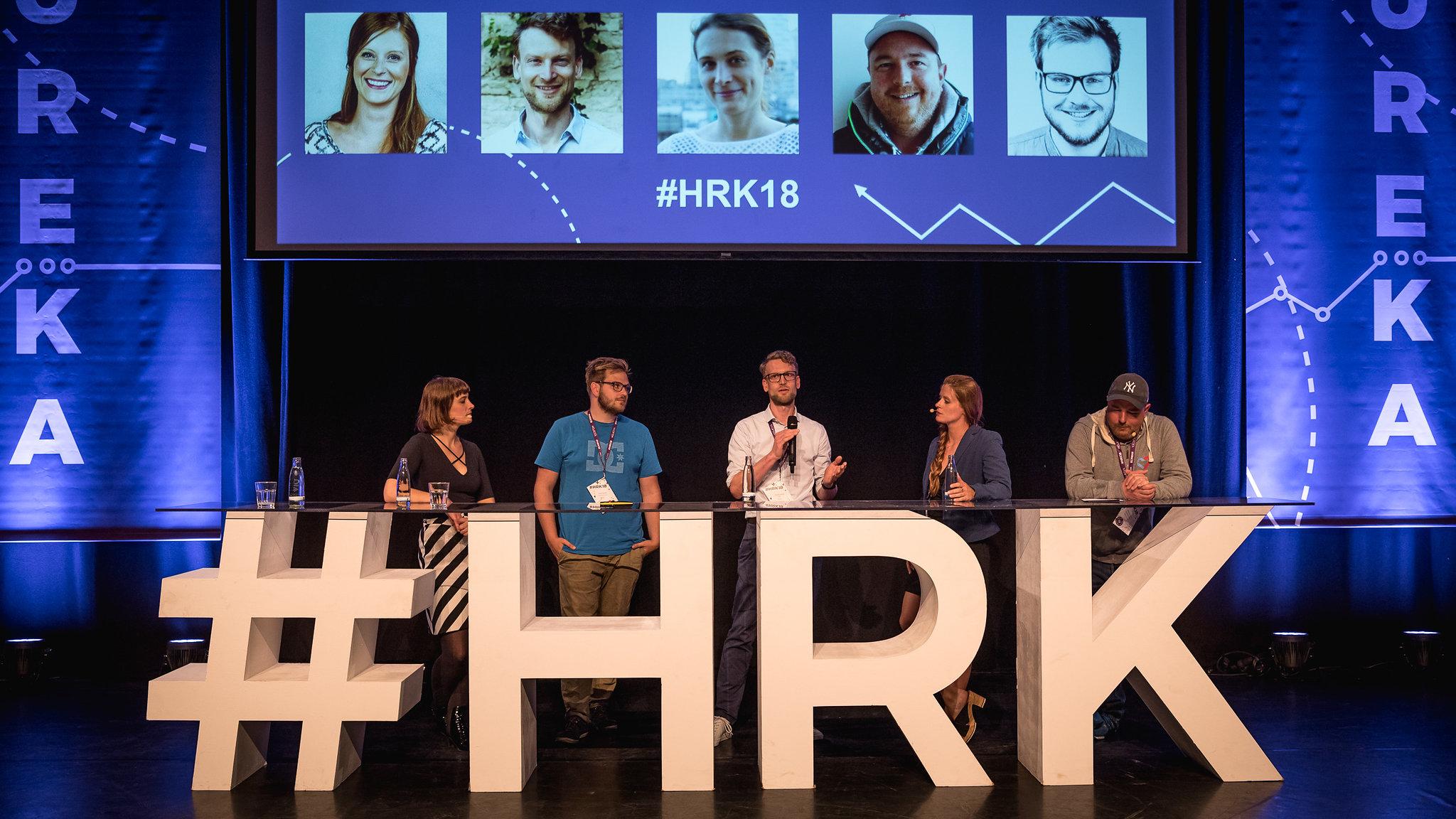 #HRK18